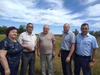 Развитием марксовского фермерства заинтересовался областной депутат