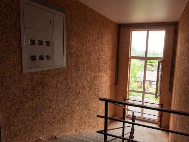 Трехэтажная новостройка на Заводской готова к заселению