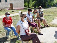 Жители Липовки не видят проблем, лишь перспективы