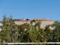 Пострадавшие от урагана здания планируют восстановить до октября