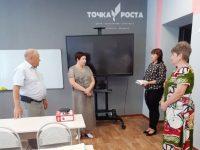 Областной депутат проверил марксовские школы перед учебным годом