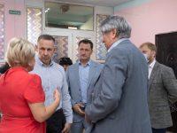 Восстановление культуры: российский сенатор проверил строительство цирка
