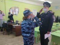 Марксовская полиция благодарит школьников
