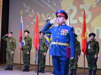 Более 20 марксовчан награждены ко Дню защитника Отечества