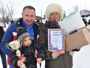 Рыбаком года в районе стал Дмитрий Гавриличев