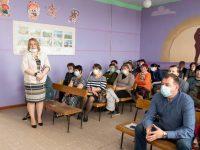 Какие вопросы предстоит решить в селе Вознесенка в ближайшее время