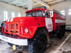 Подлесновское пожарное депо ждут перемены